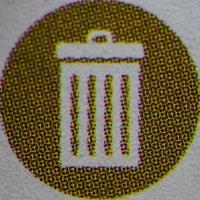 ikonka śmietnika