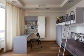 niewielkie mieszkanie